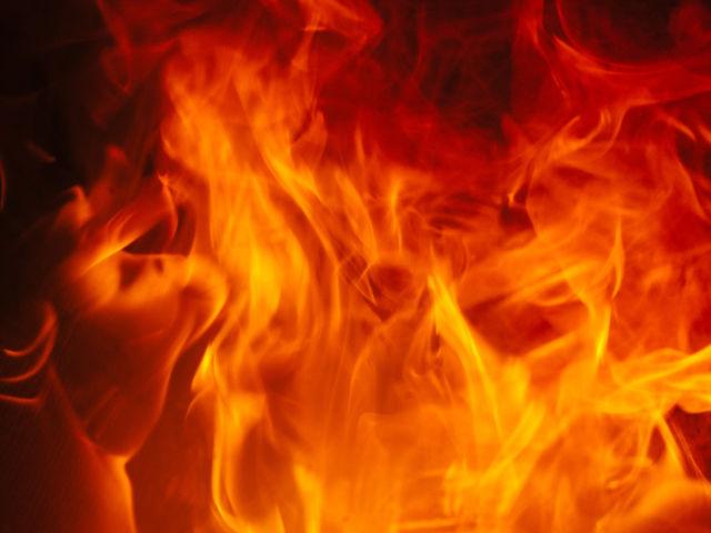 У Новомиргороді на пожежі загинув чоловік