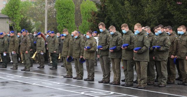 В Олександрії 17 бійців склали присягу на вірність українському народу (фоторепортаж)
