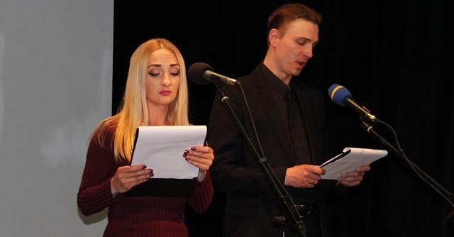 У Кропивницькому відбулися «Голосні читання» Василя Стефаника (фото)